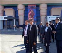 مصر للطيران تستعد لاستقبال ضيوف «مؤتمر السلام والتنمية المستدامة» بأسوان