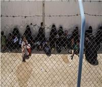 اعتقال مجموعة من نساء «داعش» الإرهابي حاولن الفرار من مخيم الهول بسوريا