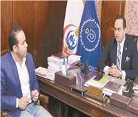 حوار| مدير مشروع التأمين الصحي الشامل: الرئيس دعا كل المصريين للمشاركة بالتأمين الجديد