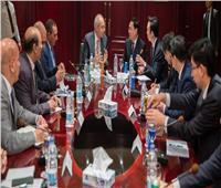 وفد صيني يزور «اقتصادية قناة السويس» لمتابعة أعمال توسعة «منطقة تيدا»