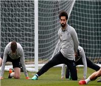 بث مباشر  تدريبات ليفربول استعدادا لمواجهة سالزبورج في دوري الأبطال