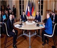 بوتين يلتقي للمرة الأولى مع نظيره الأوكراني خلال قمة سلام في باريس