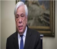 الرئيس اليوناني يعرب عن تقديره العميق لدور الرئيس السيسى فى المنطقة