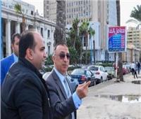 محافظ الإسكندرية: حجب رؤية البحر والكورنيش «خط أحمر»