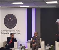 عمران: الرقابة المالية تسعى للقيام بدور أكبر في الاقتصاد المصري