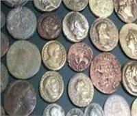 «الآثار»: ضبط 72 عملة أثرية بجمرك ميناء سفاجا البحري قبل تهريبها