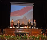 جامعة القاهرة تختتم فعالياتها لحملة مناهضة العنف ضد المرأة