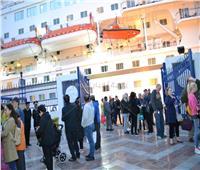 الصور| وصول 750 سائحًا أجنبيًا من اليونان لميناء الإسكندرية
