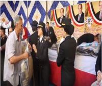 فيديو.. الداخلية توجه قافلة خدمية لسكان السيدة زينب