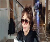 نبيلة عبيد ناعية سمير سيف: فقدنا قيمة فنية كبيرة