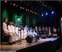 صور| ساقية عبد المنعم الصاوي تستقبل حفل «أعلام المصطفى»
