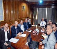 محافظ القليوبية يوضح خطة تطهير العشوائيات وتطوير منطقة مسطرد