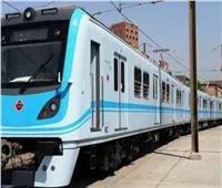 مترو الأنفاق يدفع بالطوارئ لإصلاح عطل حلوان