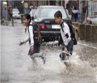 10 تحذيرات من التعليم بشأن التعامل مع الأمطار بالمدارس