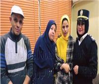 «أمن القاهرة» يعيد فتاة من ذوي الاحتياجات الخاصة لأسرتها
