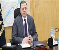 وزير الداخلية يستقبل نظيره بجمهورية موزمبيق