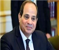 السيسي يوكد لرئيس نيجيريا حرص مصر على تحقيق أهداف أفريقيا الاستراتيجية