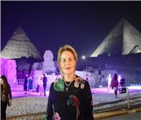 لقب «المرأة القيادية بإفريقيا» للمصرية راوية منصور