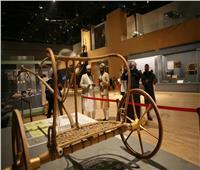 صور.. وفد مدينة البعوث الإسلامية يزور متحف الحضارة