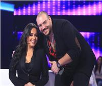 ياسمين نيازي تنتهي من تسجيل «ساعة سعيدة» مع عبد الفتاح الجريني