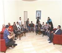 أعضاء تنسيقية شباب الأحزاب والسياسيين: السيسي أوجد حوارًا غير مسبوق لشباب العالم