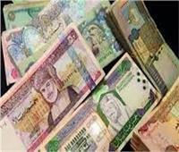 أسعار العملات العربية أمام الجنيه المصري في البنوك 13 ديسمبر