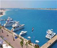 إعادة فتح ميناء شرم الشيخ البحري بعد استقرار حالة الطقس