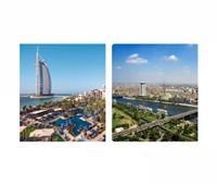 خلال 2019  مصر والإمارات ضمن أفضل 100 مدينة جذبا للسياح