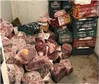 «الزراعة»: ضبط 2 طن لحوم ودواجن وأسماك غير صالحة بالمحافظات