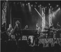 هشام خرما يُمتع جمهوره بموسيقى في ساقية الصاوي