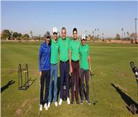منافسة شرسة في البطولة العربية للجولف «رجال»