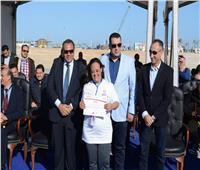 مشاركة متميزة للأولمبياد الخاص المصري في البطولة الأفريقية للكانوي والكياك