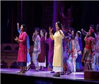 صور وفيديو| تألق نجوم عرض مسرحية «المحاكمة» بافتتاح مسرح شباب العالم
