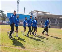 «ديفيد سيزا» يقود تدريبات خاصه للاعبي الأهلي