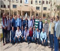 جامعة السادات تشارك بمنتدى الشباب بشرم الشيخ