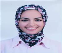 طالبة بجامعة حلوان تتأهل للمشاركة في سمبوزيوم اليابان ٢٠٢٠