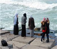 قبل نوة «الفيضة الصغرى»... موجة صقيع تضرب الإسكندرية