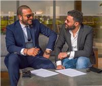 حسن نصير يتعاقد مع المنتج فاروق رشاد ويحضر لأغنية جديدة