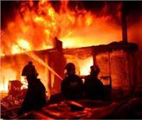 مصرع شخص وحرق منزلين في مشاجرة بالإسماعيلية