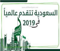 خلال 2019 | السعودية تتقدم في مؤشرات التنافسية العالمية بـ 70%