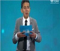 فيديو| زين يوسف.. محارب السرطان الذي أصر الرئيس السيسي على تحيته