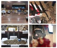 صور| ٢٠١٩ عام القصاص للشهداء.. والضربات الاستباقية تهدم بؤر الإرهاب