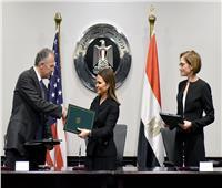 مصر وأمريكا يوقعان المرحلة الثانية من مبادرة تنمية شمال سيناء بـ 6 مليون دولار