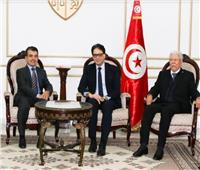 «المالك» يلتقي وزير الثقافة التونسي ويشارك في ختام مهرجان أيام قرطاج المسرحية