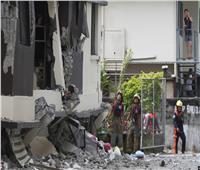 فيديو| لحظة ضرب زلزال عنيف بقوة 6.8 درجة لمناطق بالفلبين