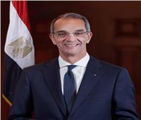 «طلعت» يغادر إلى السعودية لرئاسة اجتماع «مجلس الوزراء العرب للاتصالات»