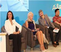 تفاصيل جلسة «المرأة والحق في التنمية» بمنتدى شباب العالم