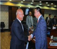 وزير النقل يبحث مع «هواوي» التعاون المشترك في أنظمة الاتصالات