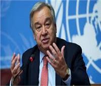 الأمين العام للأمم المتحدة يؤكد ضرورة تقديم المساعدات لسوريا عبر الحدود