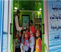 «مياه أسيوط» تستقبل عدداً من طلاب المدارس لنشر ثقافة الترشيد